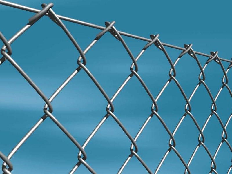 сетка-рабица забор