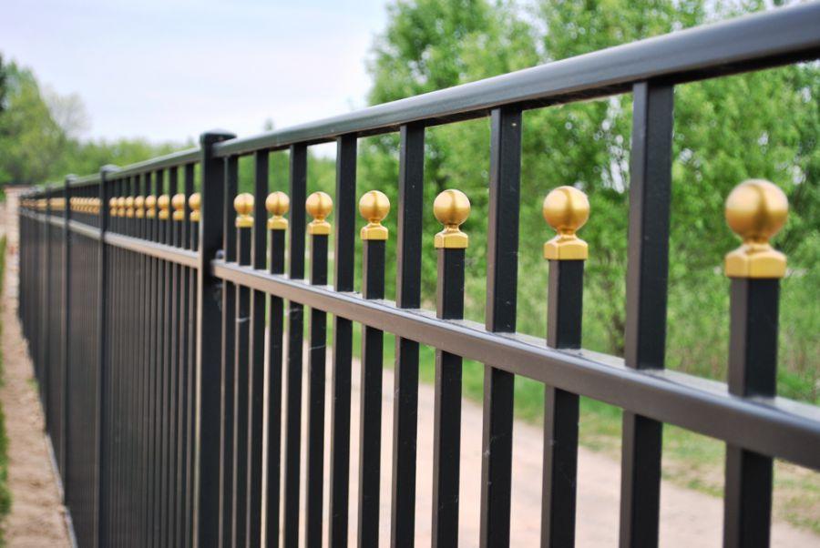 сварной забор в краснодаре
