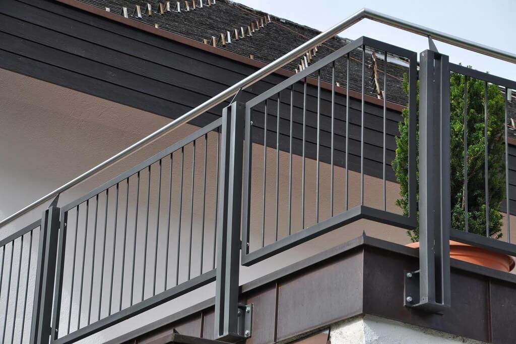 балконное ограждение 2
