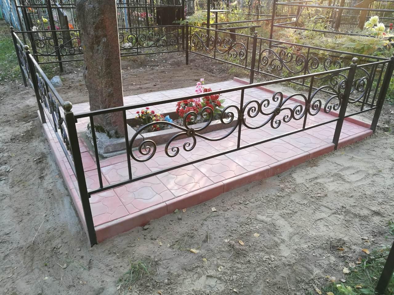 ограда 3