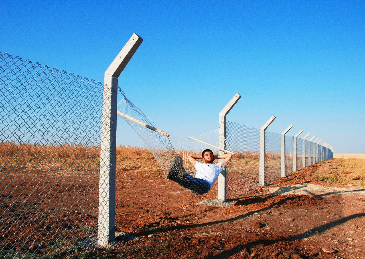 хотите такой забор