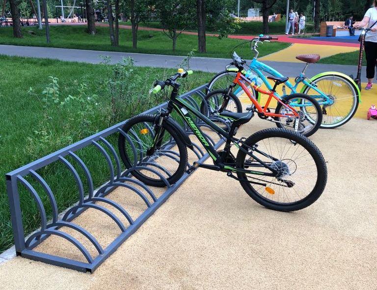 велостоянка на 10мест