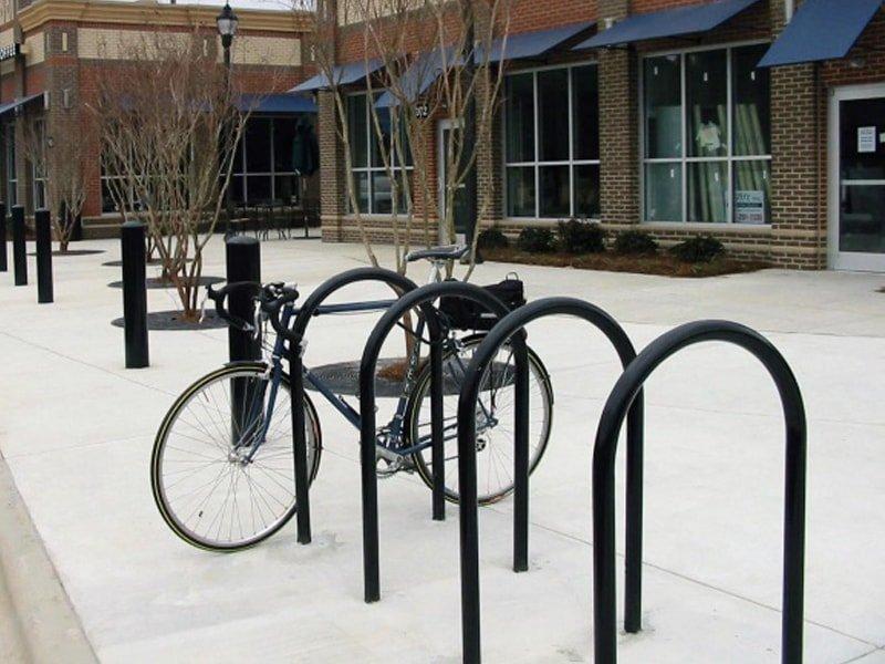 велостоянка на одно место